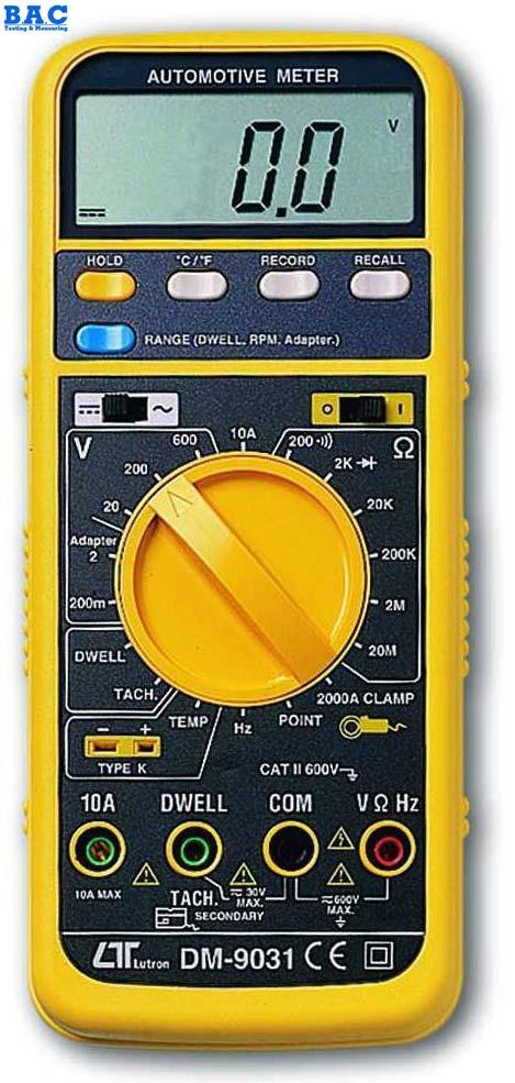 Máy đo độ rung 4 kênh chất lượng tốt